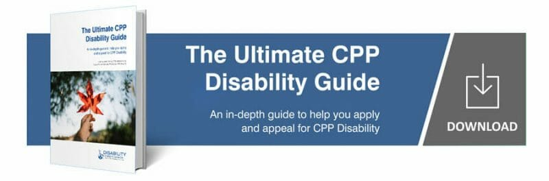 The Ultimate CPP Disability Guide