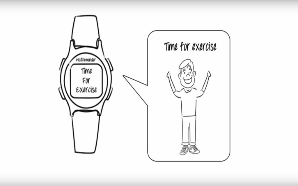 Assistive Technologies-WatchMinder
