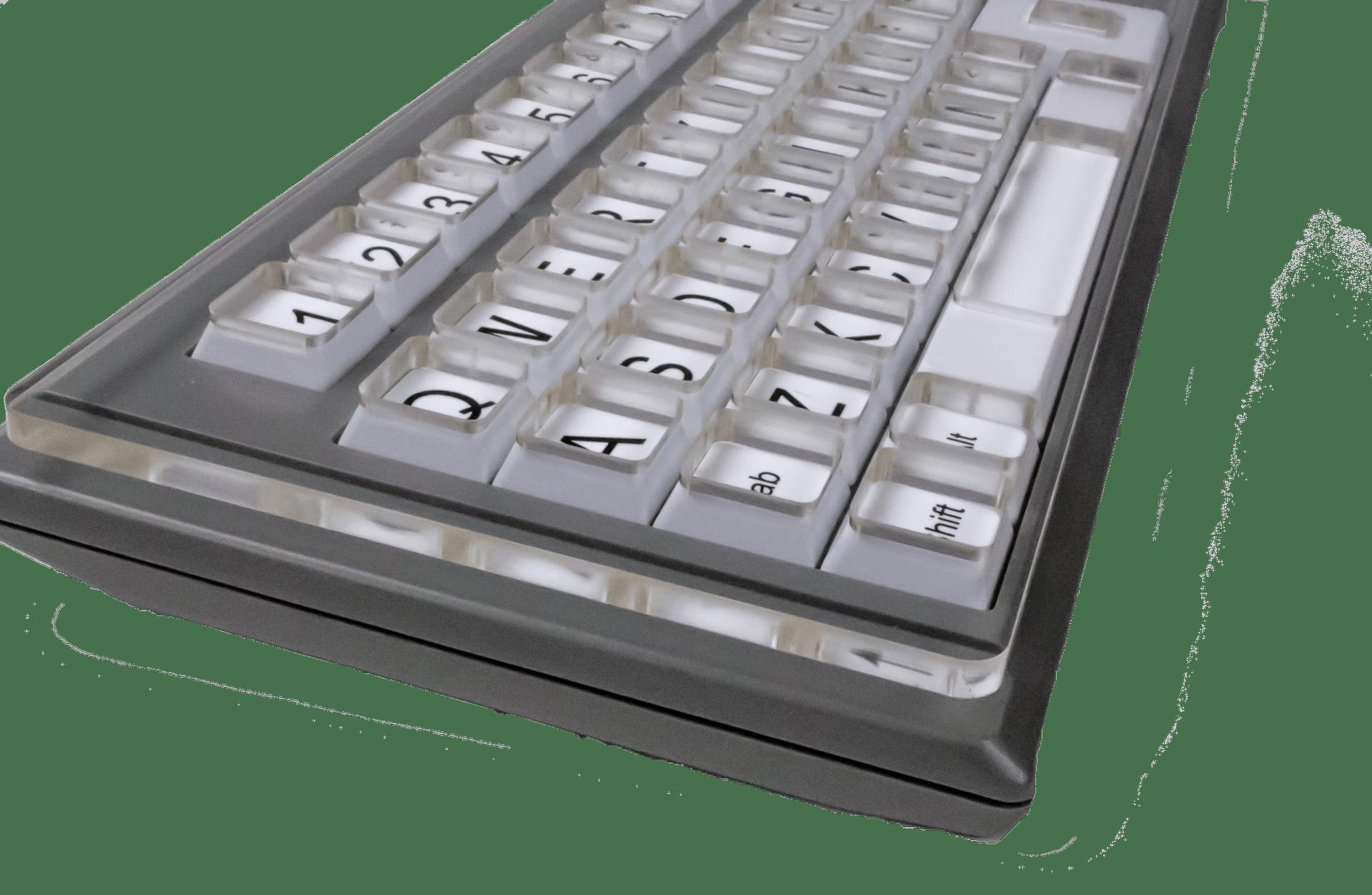 Rigid Keyguards